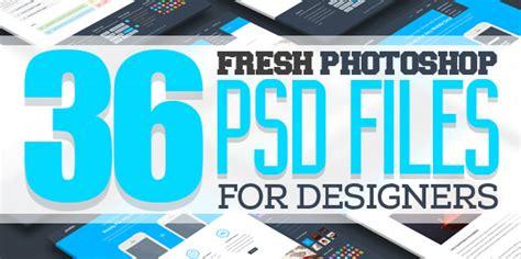 free graphic design templates photoshop free psd files 36 fresh photoshop psd files for designers