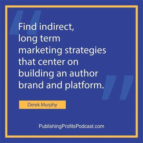 124: Book Marketing for Authors with Derek Murphy   TCK