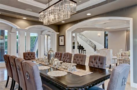 formal dining room dining room mediterranean style