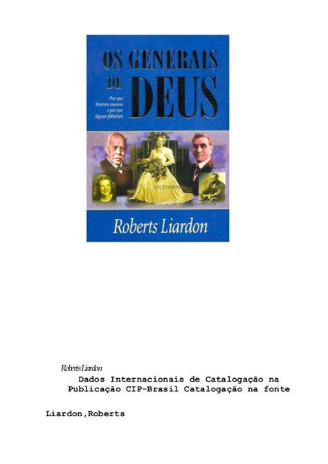 deus breve historia ma deus a history of tomorrow edition books generais de deus liardon