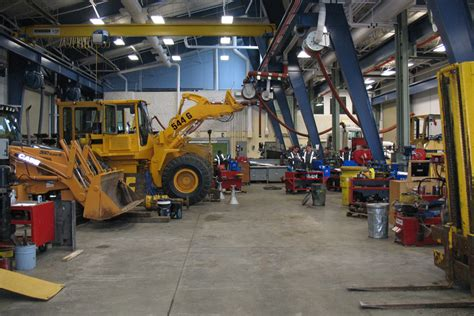 workshop layout for heavy equipment overview heavy mechanical trades foundation viu