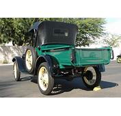 1927 FORD MODEL T ROADSTER PICKUP  45290