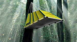 hanging tent prototypes hanging tent rolled foam hammock