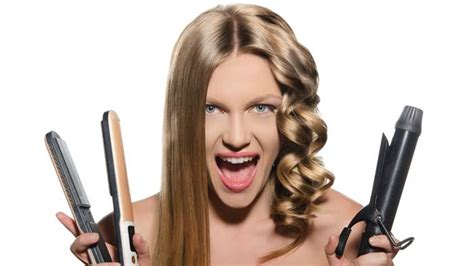 hairstyles that dont need a hot iron wedding hairstyles guide best hair hot tools under 50