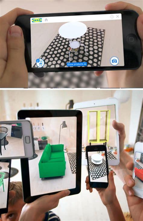 virtual furniture placement virtual interior design augmented reality ikea 2014 catalog urbanist