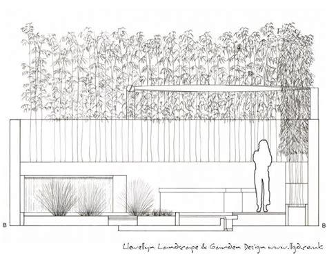 flower design elevation llewellyn landscape garden design landscape gardener