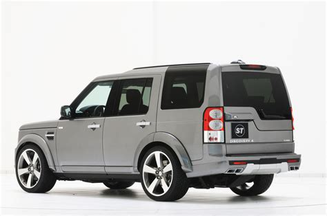 land rover discovery suv foto trasera startech land rover discovery suv todocamino 2011