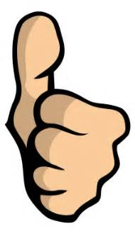 Clipart thumbs up thumbs down