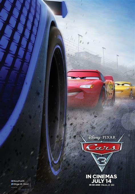 cars 3 il film cars 3 nuovi poster internazionali widemovie