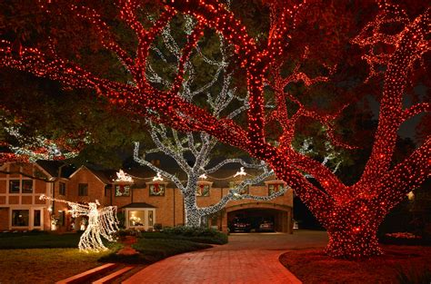 christmas lights in river oaks houston 14 best places for
