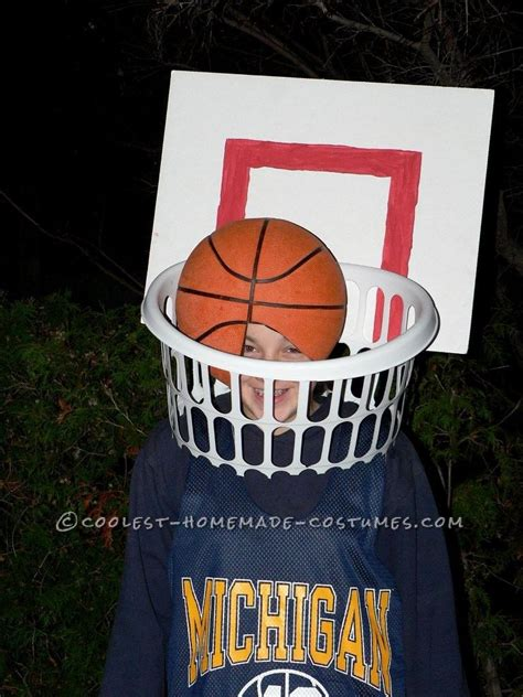 coolest  minute basketball  net costume