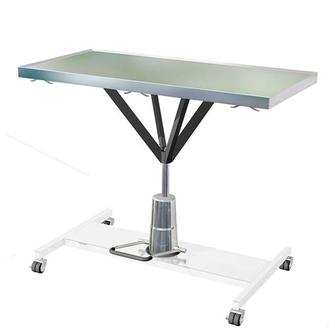 Hydraulic Table by Element Plus Mobile Hydraulic Table Georgian Anesthesia