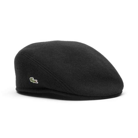 Flat Lacoste lacoste 2016 mens flat wool cap rk9814 classic hat ebay