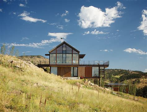 colorado house a green home emerges after a fire spectrum building