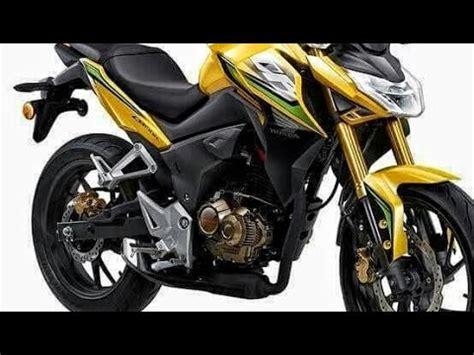 honda cb 190r ☆ oficial 2017 lançamento honda motos youtube