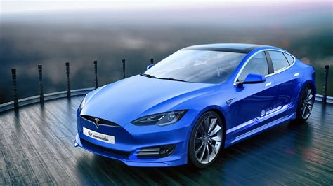 The New Tesla Model S Tuning Company Proposes New For Tesla Model S