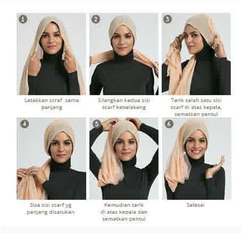 tutorial hijab terbaru anak muda blognya anak muda hijab scarf segi empat terbaru 2016