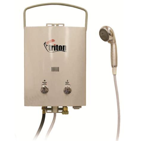 On Demand Shower Water Heater by Raritan 20 Gal Water Heater W Heat Exchanger 120v