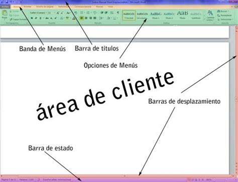 tutorials de excel 2010 en word tutoriales word la ventana de ms word 2010