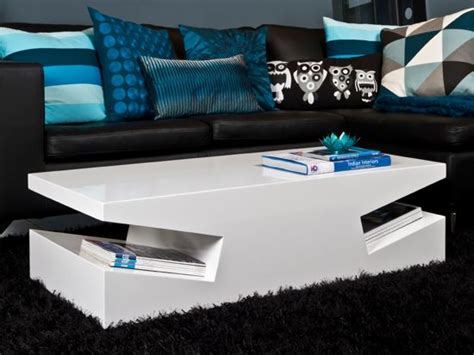 salontafel tom bol design salontafel hoogglans wit 115x32x60 cm tom