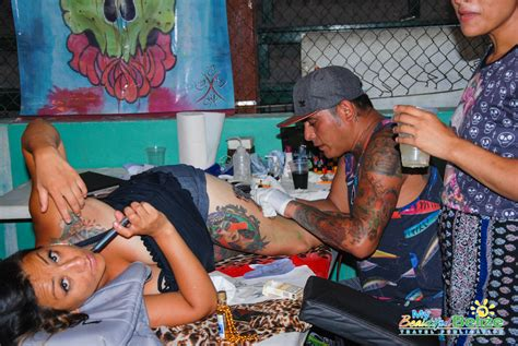 tattoo expo san diego 2017 permanently yours from the belize tattoo expo my