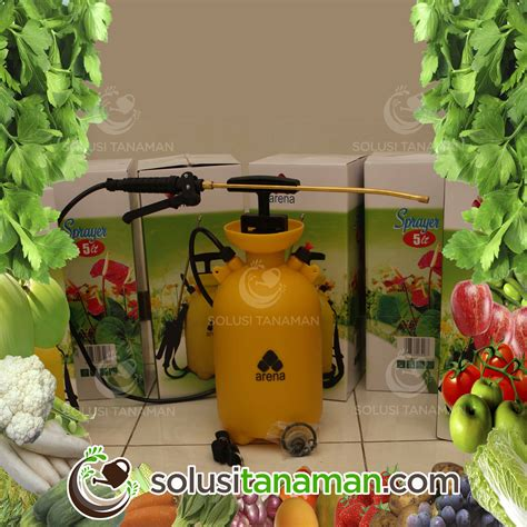 Alat Semprot Tanaman pressure sprayer arena 2 ltr alat semprot tanaman kebun
