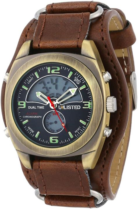 unlisted watches s ul1138 city streets analog