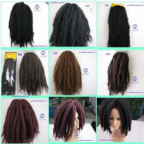 1 pack marley hair free shipping 1pack lot 20 quot 100g marley braid hair