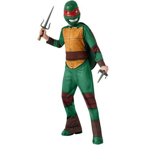 Dress Turtle Kid child tmnt fancy dress costume mask mutant turtles ebay