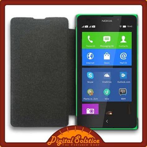 Flip Cover Hp Nokia Xl nokia xl flip cover screen guard premium stylish flip cover black color