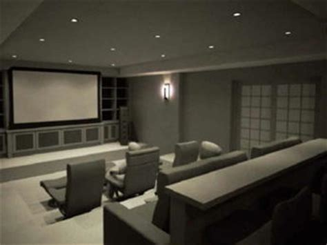 home entertainment projection system home box ideas