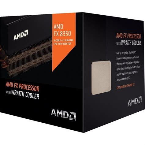 amd fx 8350 fan buy cpu amd fx 8350 8 core with wraith cooler socket am3