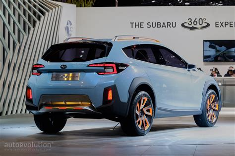 subaru crosstrek 2017 2017 subaru crosstrek previewed by this rugged