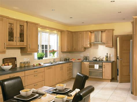 Oak Kitchen Design Solid Wood Kitchens Ireland New Arrivals For Sale