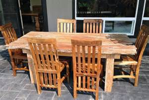 Rustic Patio Furniture Sets Most Popular Solid Wood Garden Furniture Home Decor Help