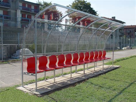 panchine da calcio panchine calcio sportissimo