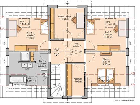 Ankleidezimmer Grundriss by Familienhaus Aura Kern Haus Gartenfreunde Aufgepasst