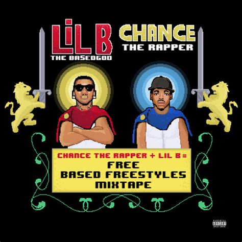coloring book chance the rapper mixtape monkey mixtapemonkey lil b x chance the rapper free based