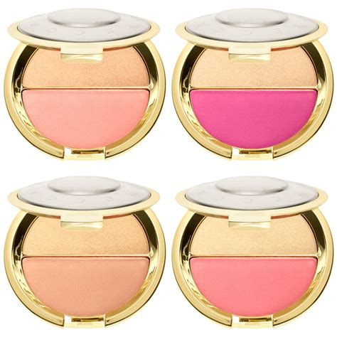 Becca Mineral Blush becca chagne splits shimmering skin perfector mineral