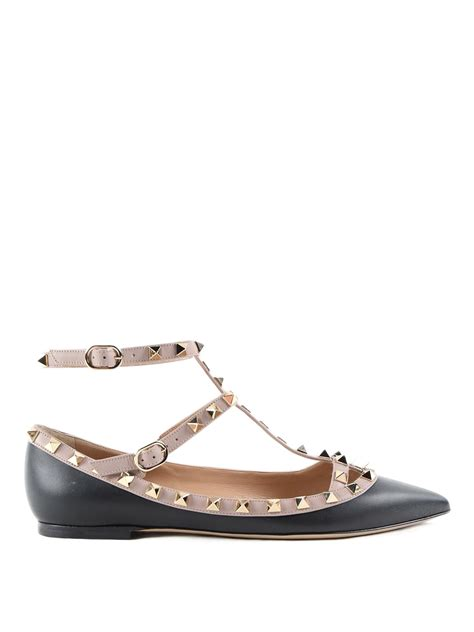 Flats Shoes Valentino 266 4 flat valentino shoes 28 images studded valentino flats valentino leather rockstud flats
