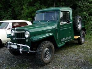willys overland jeep truck 1953 1962 oldiesfan67