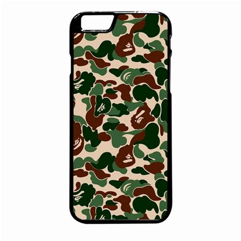 Iphone 7 Plus Huf Bape Army Pattern Hardcase new iphone 6 plus camo