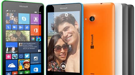 Microsoft Lumia 535 Windows Phone microsoft lumia nokia windows phone 81 lumia 535 1