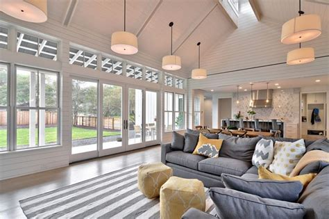modern farmhouse living room ideas modern farmhouse farmhouse living room austin by