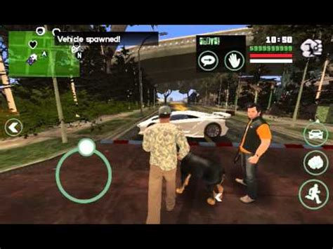 mod gta 5 san andreas android gta san andreas android gta v mod visa2v1 3 youtube