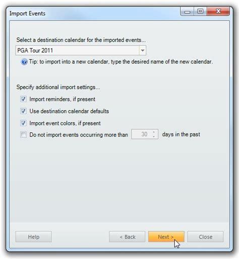 Calendar Update Ics Vueminder Help Import Events From Icalendar Ics File