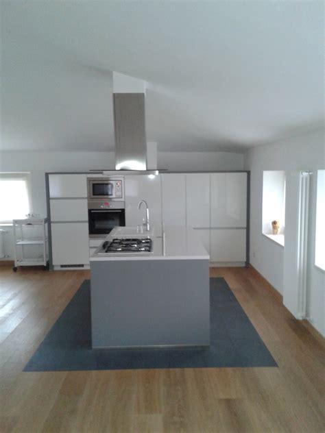 cucina mansarda cucina in mansarda idee interior designer