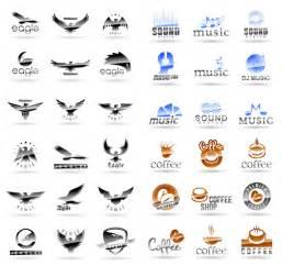 个性logo设计矢量素材_矢量标志_懒人图库