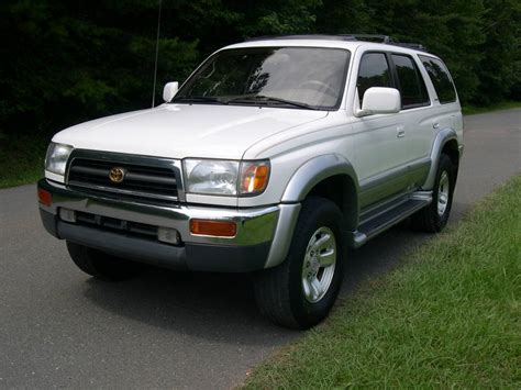 1998 Toyota Forerunner 1998 Toyota 4runner Pictures Cargurus