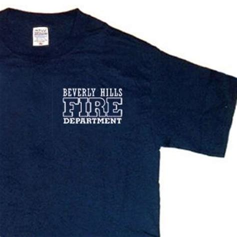 Beverly 2 Sides Tshirt Size L Beverly Department Firefighter T Shirt Xl Ebay
